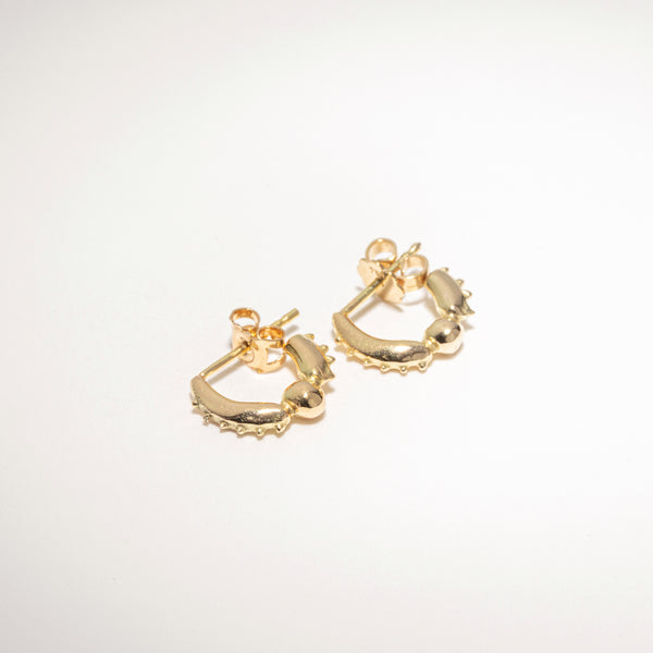 The Mini Iris Earrings