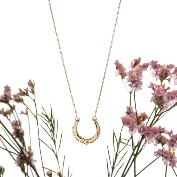 The Iris Necklace