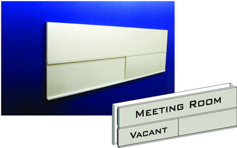DP100-CSP (Combination Door Plate With Slider)