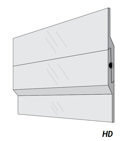 HD Split Batten: 1600 mm