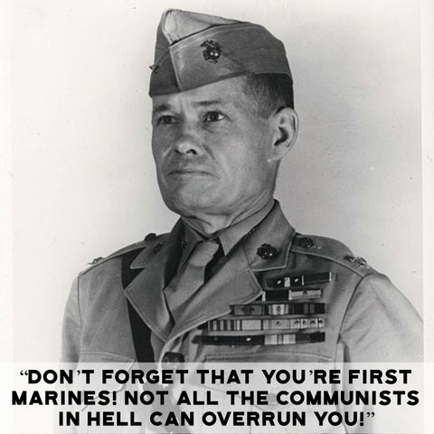 11 Best Chesty Puller Quotes Groomsmen Central