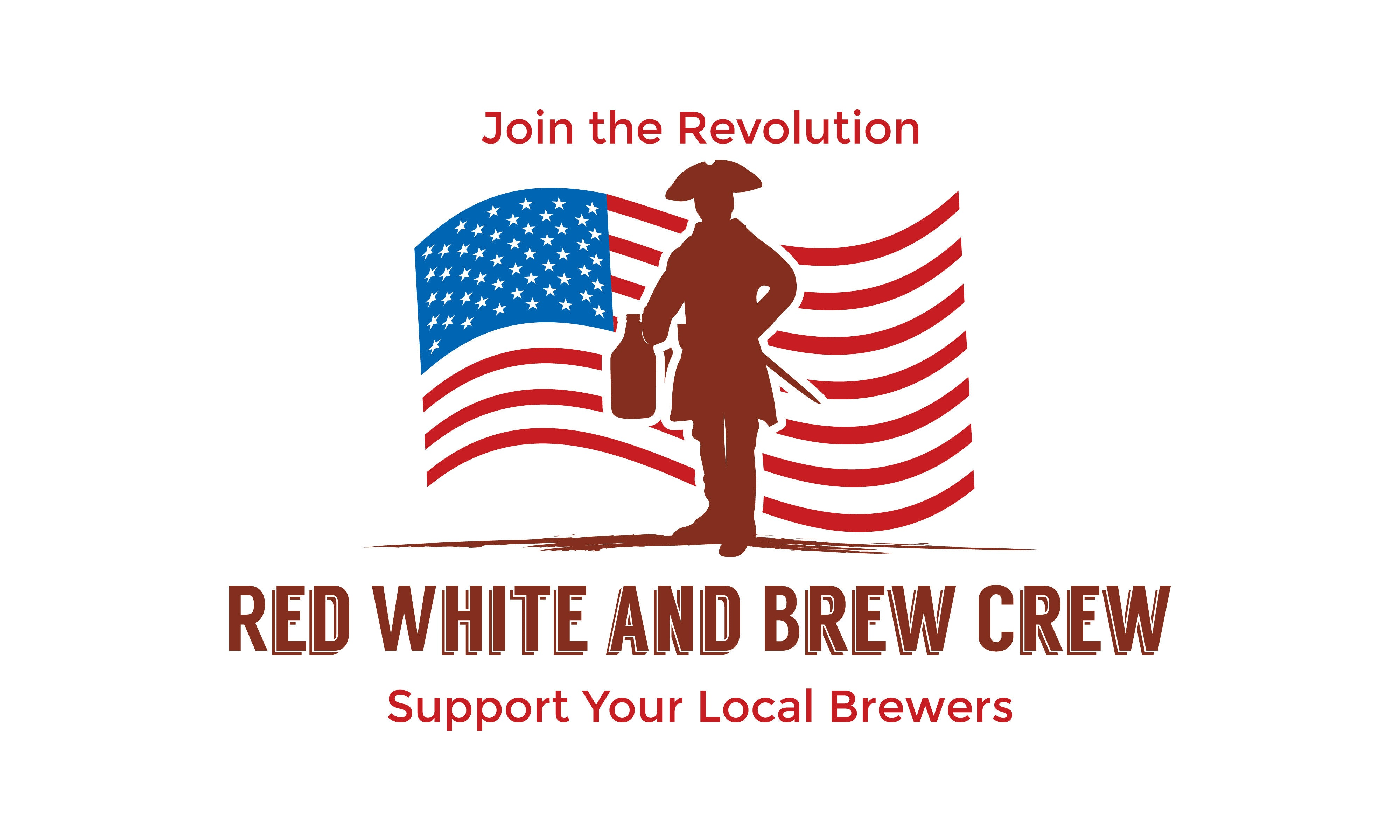 Red White and Brew Crew