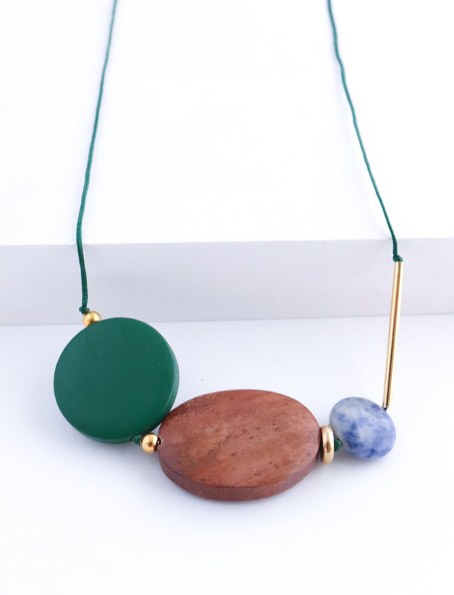 Adjustable Upcycled Necklaces