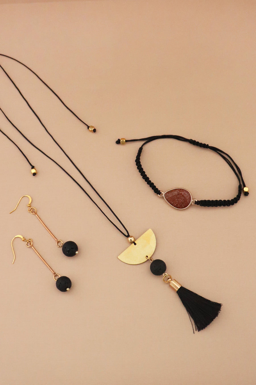 LUNETTE  ADJUSTABLE NECKLACE