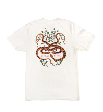 Spirit Garden Tee - Off White