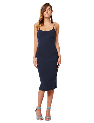Bec & Bridge Blue Dress