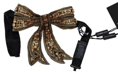 Black Floral Roses Blouse Silk Top
