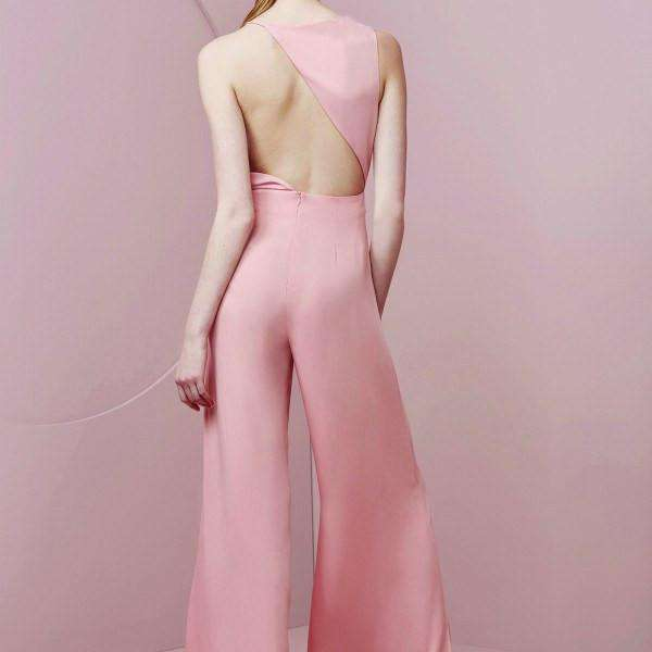 Without You Keepsake Jumpsuit - Back View