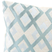 Blue Decor Cushion Cover (Includes Cushion)