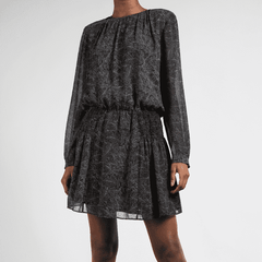 Aline Wrinkled J.Lindeberg Dress - Front View