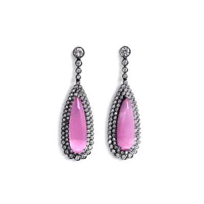 Pink Enchantment Earrings