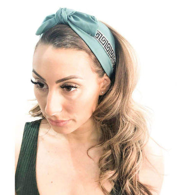 Diamante Bow Detail XXVI London Headband Item View