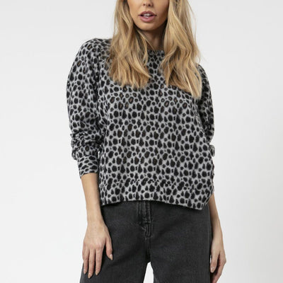 Religion Corvus Jumper Animal Jacquard