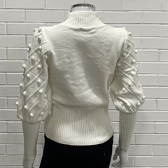 Women's Knitted Bobble Fashion Jumper