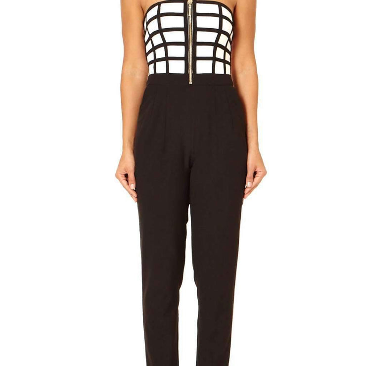 ENZO JUMPSUIT FOREVER UNIQUE JUMPSUIT - TWENTY SIX Fashion