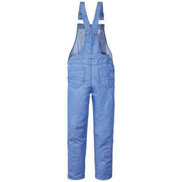 Drapy Indigo Tommy Hilfiger Jumpsuit - Back View