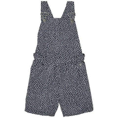 Flower Crepe Tommy Hilfiger Playsuit - Front View