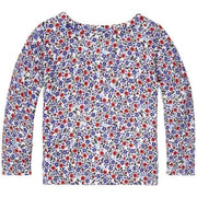 Flower Tommy Hilfiger Cardigan - Back View