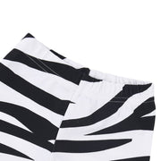 Girls Zebra Print Pyjamas