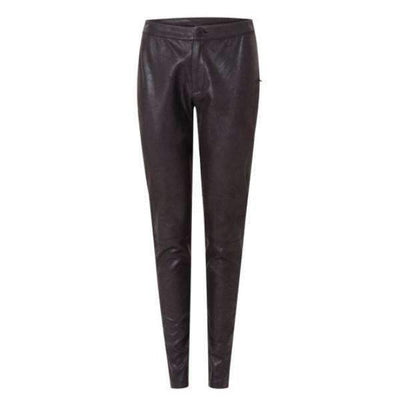 Coated Coster Copenhagen Leggings Front View