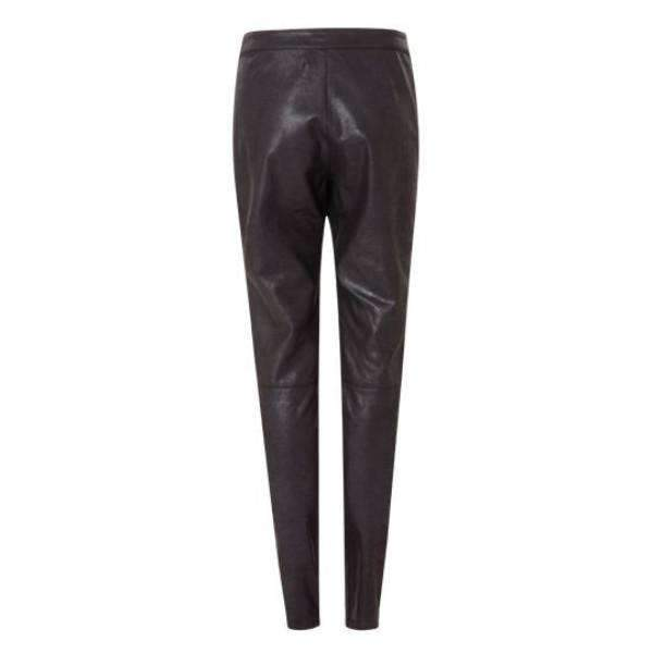 Coated Coster Copenhagen Leggings Back View