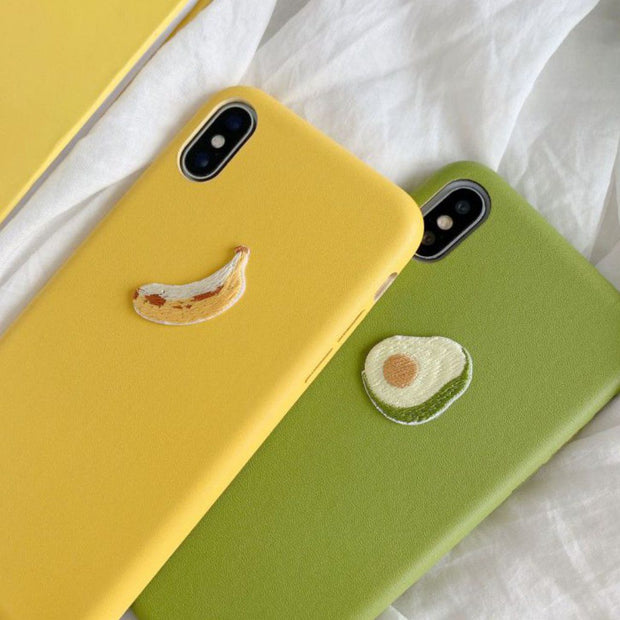 Fruit Design iPhone Case