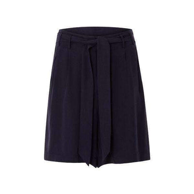 SHORTS W/ TIE BELT COSTER COPENHAGEN SHORT - TWENTY SIX Fashion