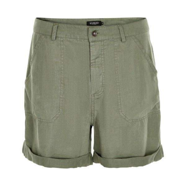 Cally Soaked Shorts - Front View