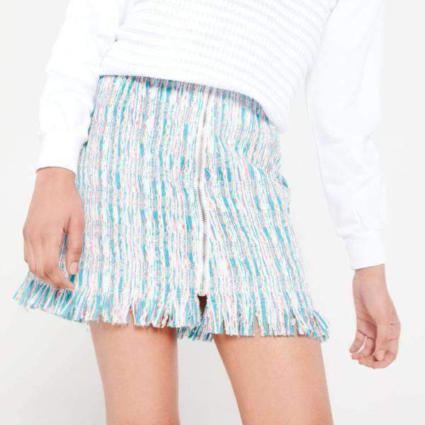 Acqua Skirt - Cubic - Front View