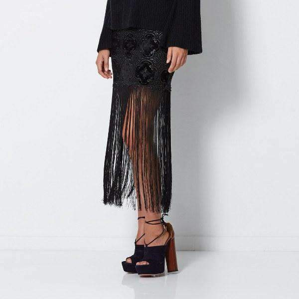 Wild West Bec & Bridge Skirt