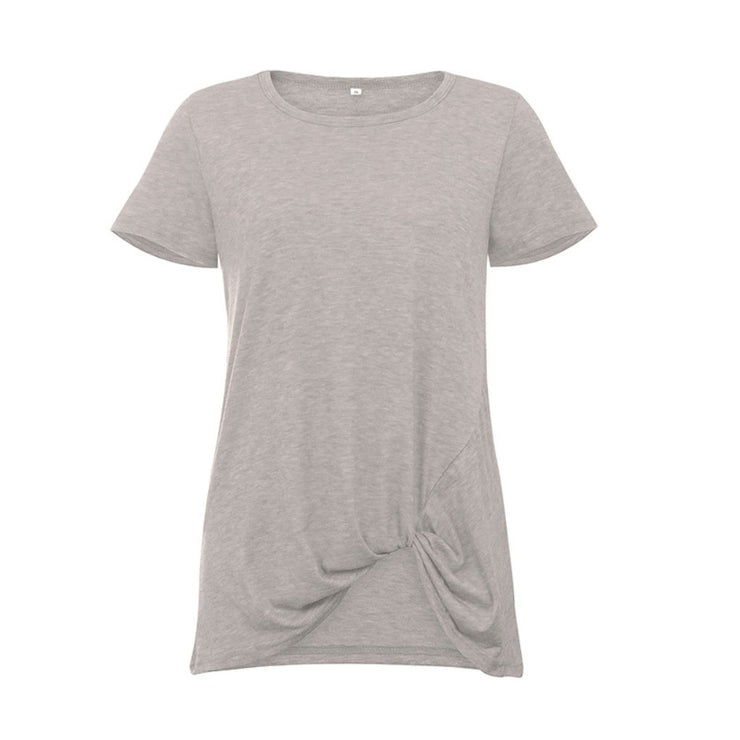 Knot Side T-Shirt