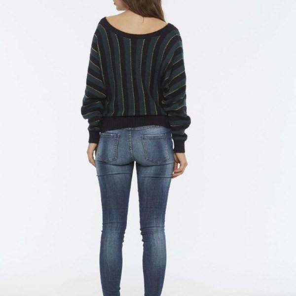 Thalie W Eleven Paris Jumper Back View