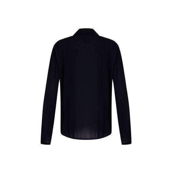 WRAP BLOUSE COSTER COPENHAGEN BLOUSE - TWENTY SIX Fashion