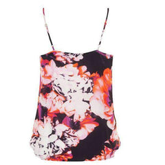Loose Fit Floral Print Cami