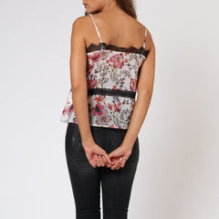 Karma Camisole Religion Vest Back View