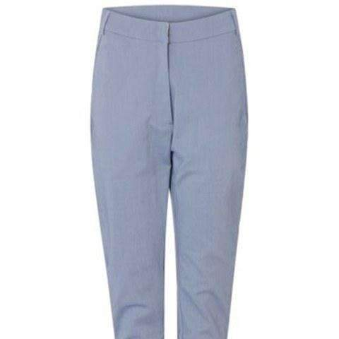 Tapered Coster Copenhagen Trousers - Front View