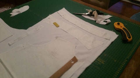 Toile making