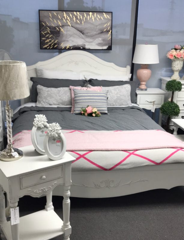LUBERON COLLECTION--- DoubleSize Bed