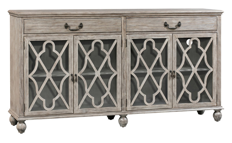 Hawthorne 2 drawer 4 doors Cabinet