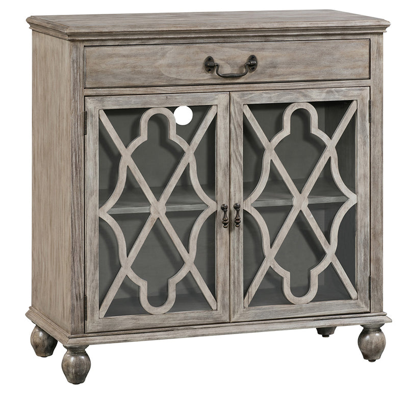 Hawthorne 1drawer 2 Doors Cabinet