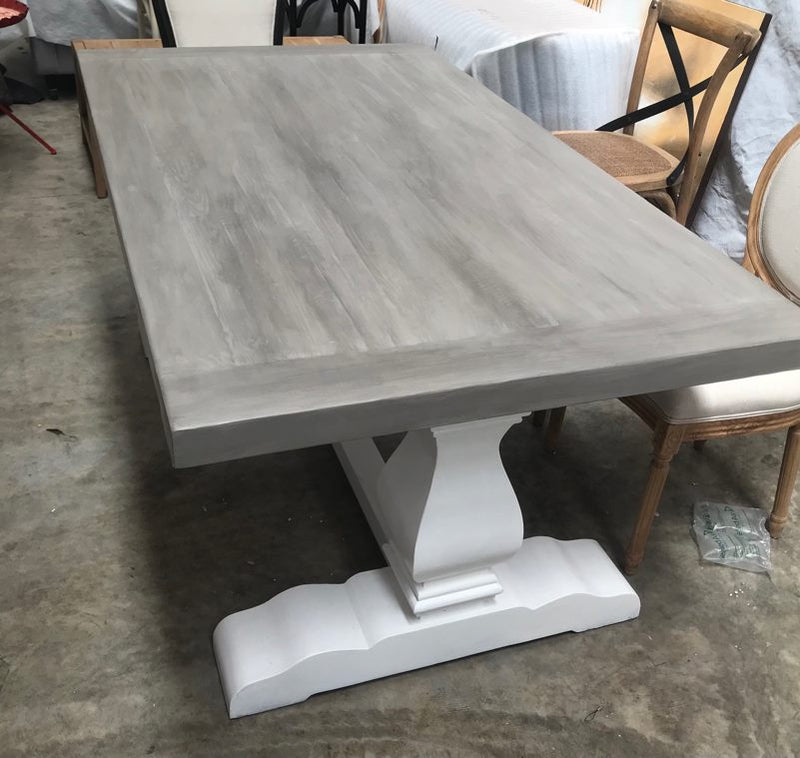 French Country 1.8m Dining Table