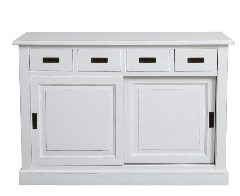 Rhode Island collection 2 Door 4 Drawer side board 135CM
