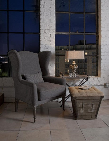 Lisbon Wingback Chair