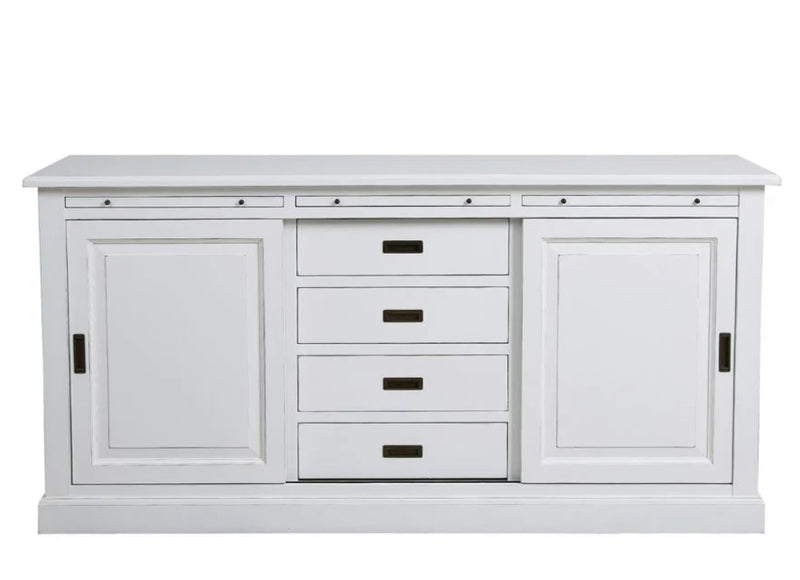 Rhode Island Collection 2Door 4 drawer sideboard 181CM