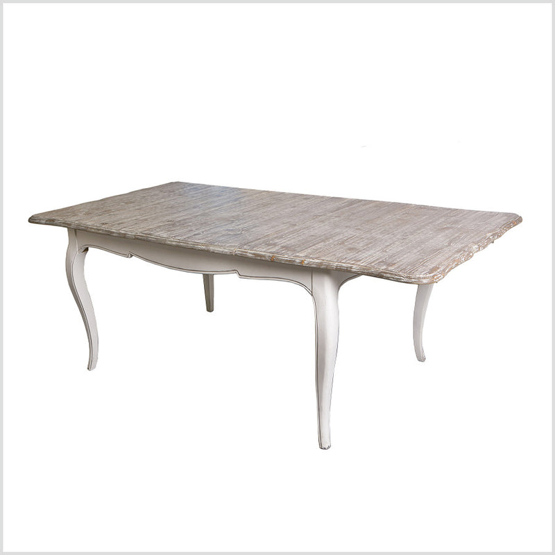 French Provincial Extendable Dining Table--CHATEAU&DEPENDANCES COLLECTION