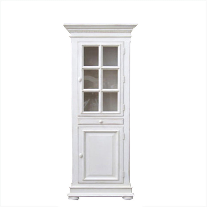 HARMONIE COLLECTION-- Glass Door Cabinet