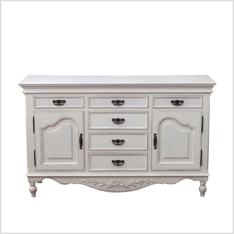 Romance Collection--2 Door ,6 Drawer Sideboard
