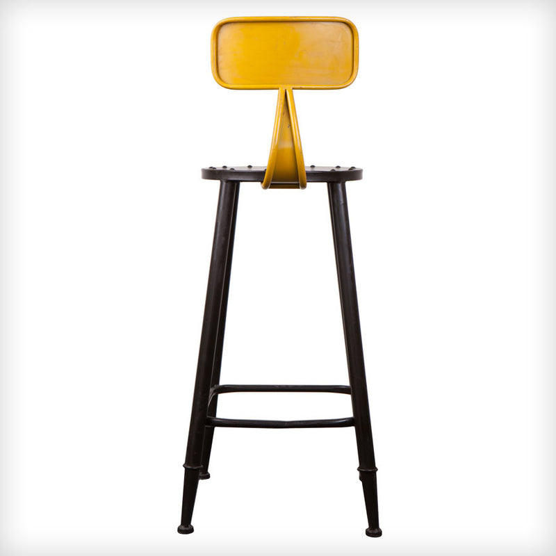Industrial Loft Bar Stool