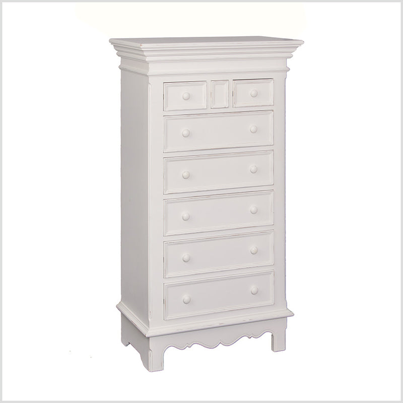 Romance Collection-7 drawer chest