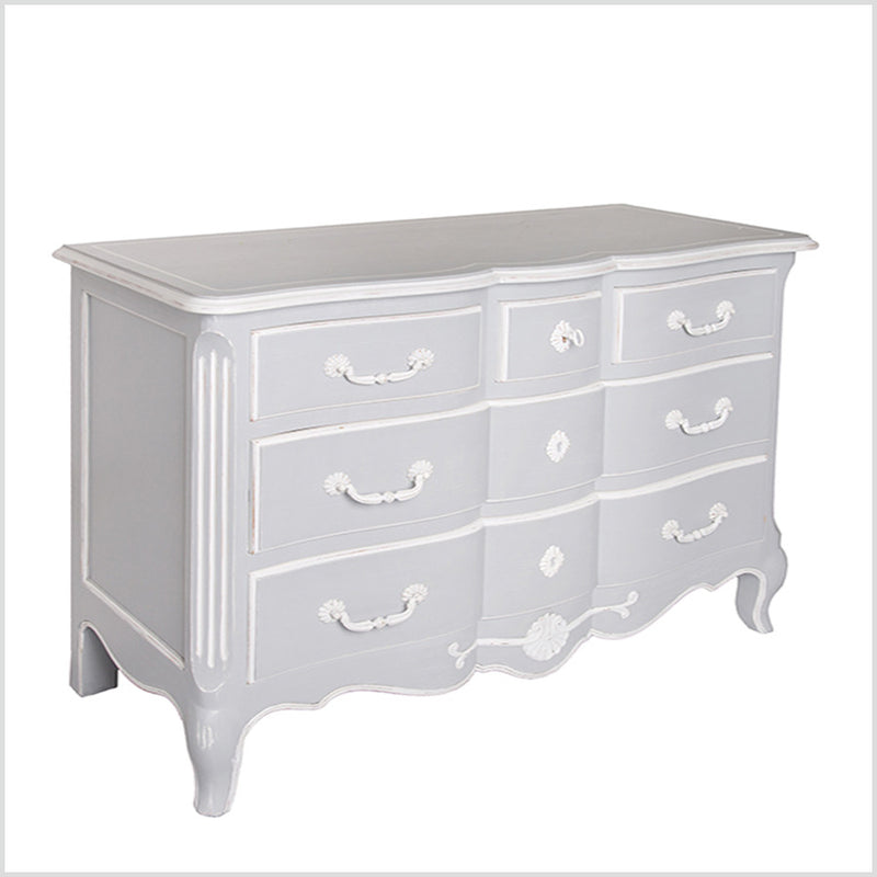 GUSTAVIEN--5 Drawer Dresser